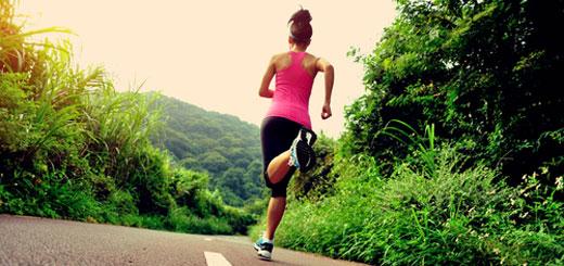 10 bonnes raisons d'aller courir toute l'année