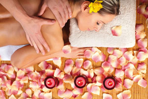 massage et spa