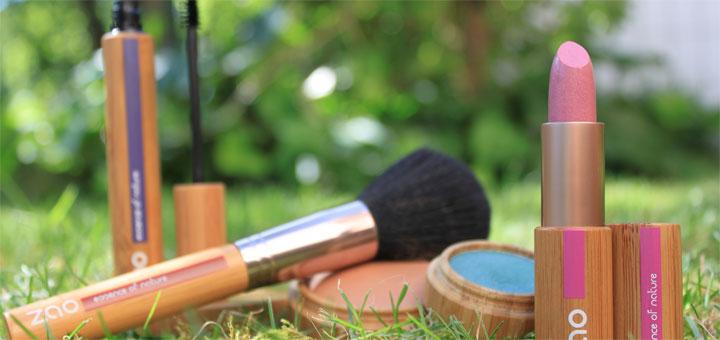 Maquillage ZAO Make up : Mon verdict