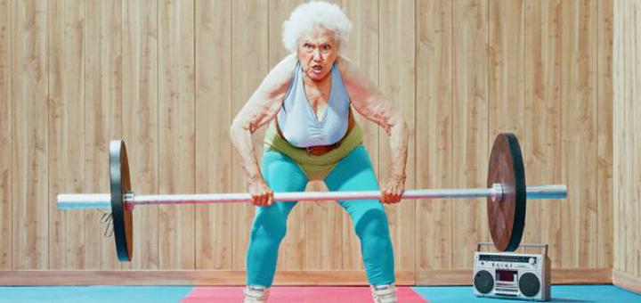 fitness apres menopause