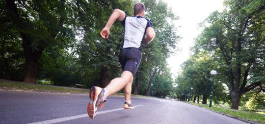 tracking runner