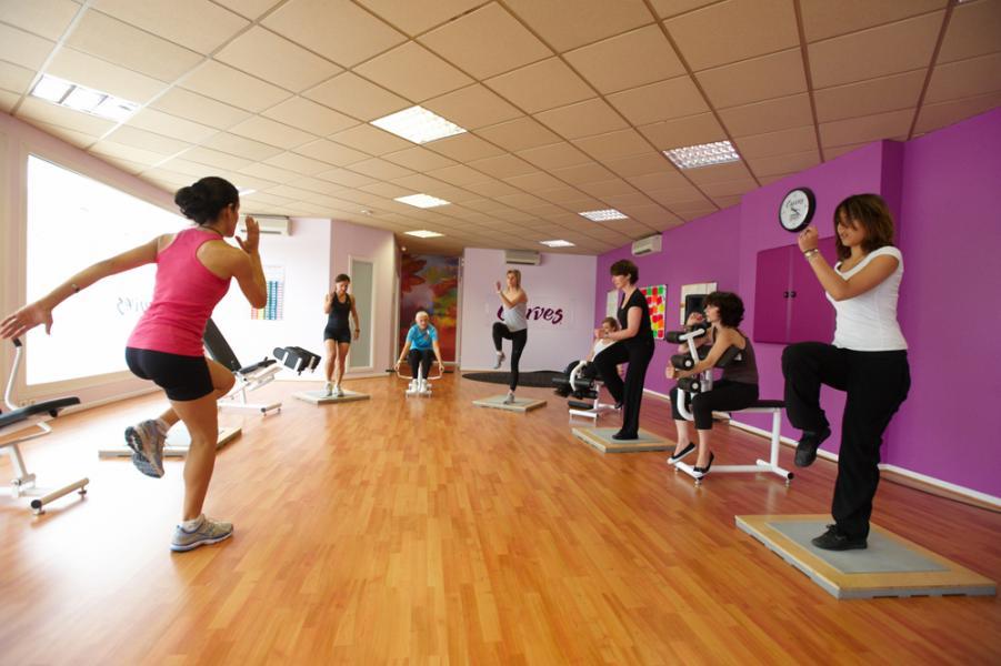 Courbes - Centre de fitness