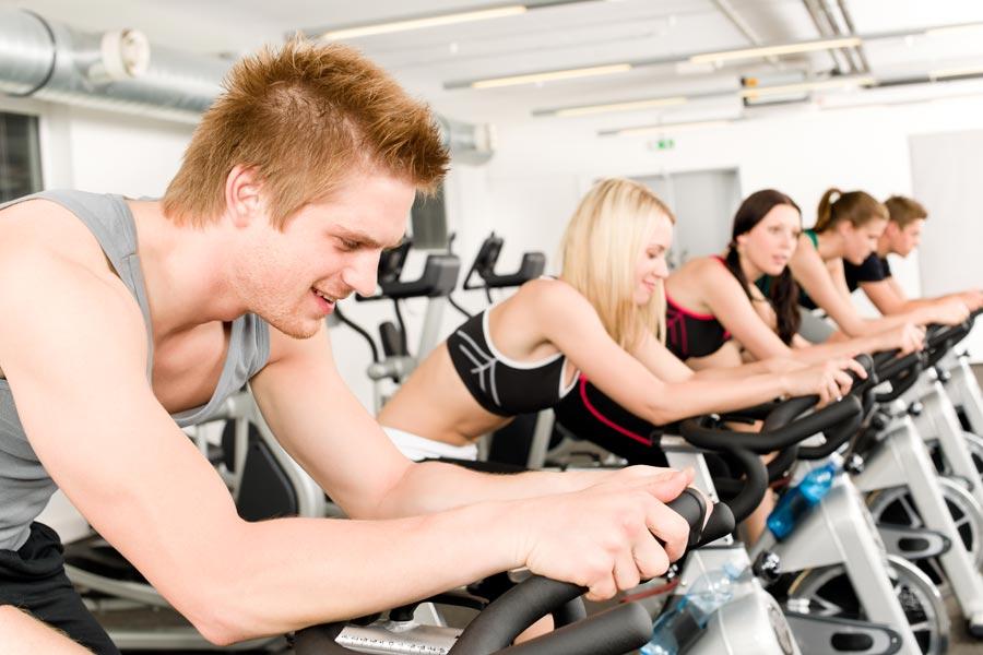 Salle de sport et de fitness
