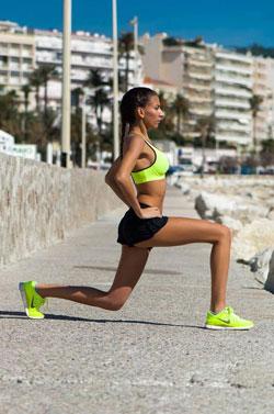 Exercice - Entraîneur personnel