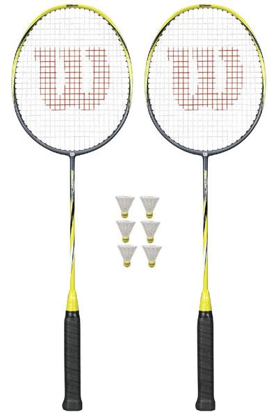 raquette badminton Wilson Recon 2000