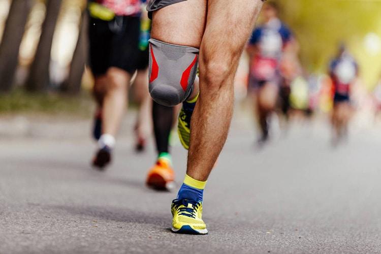les équipements sportifs-articulaires de prévention et de récupération