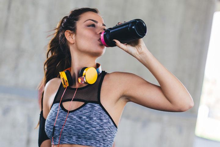 hydratation en musculation